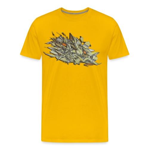 Pensil One - NYG Design - Men's Premium T-Shirt