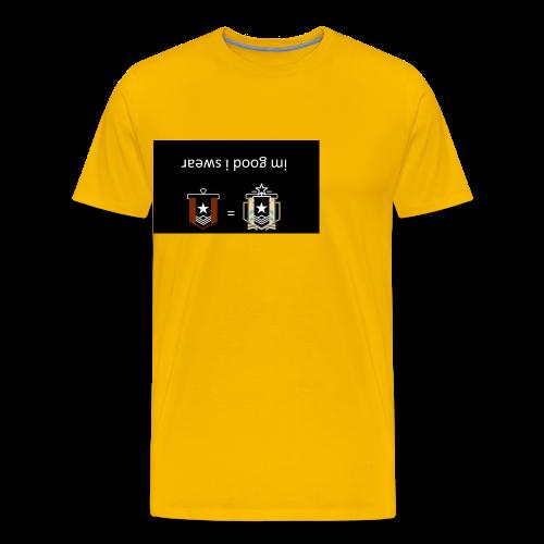 imgudiswear - Men's Premium T-Shirt