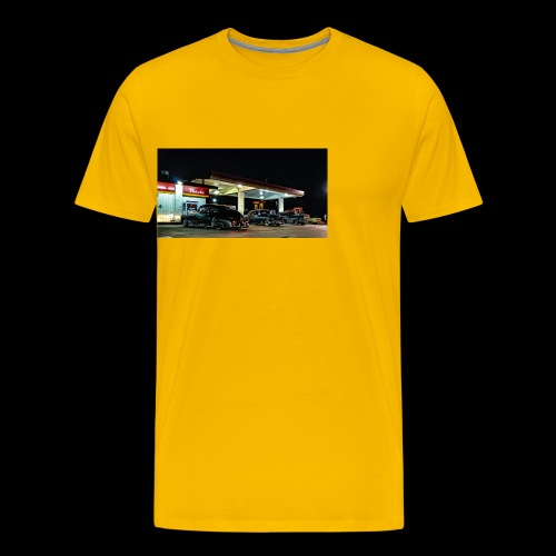 F2113954 469B 407D B721 BB0A78AA75C8 - Men's Premium T-Shirt