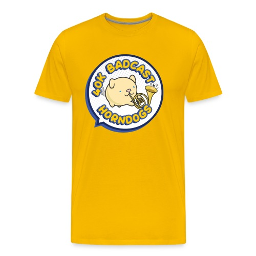 40k Badcast Horndogs - Men's Premium T-Shirt
