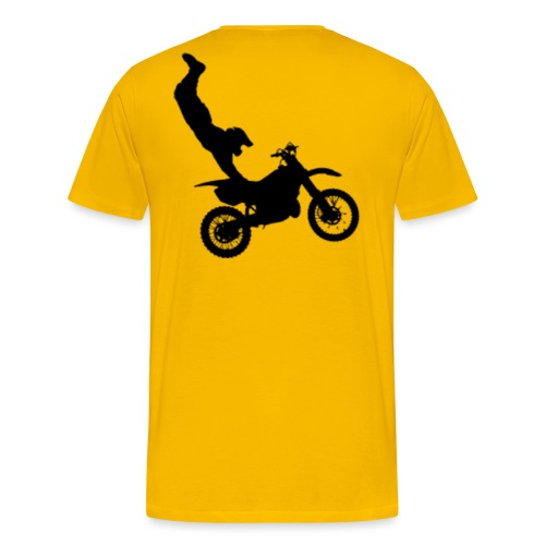 motocross1 - Men's Premium T-Shirt