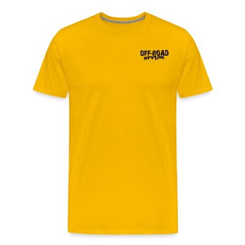 Remember Motocross Long Sleeve Shirts - Men's Premium T-Shirt