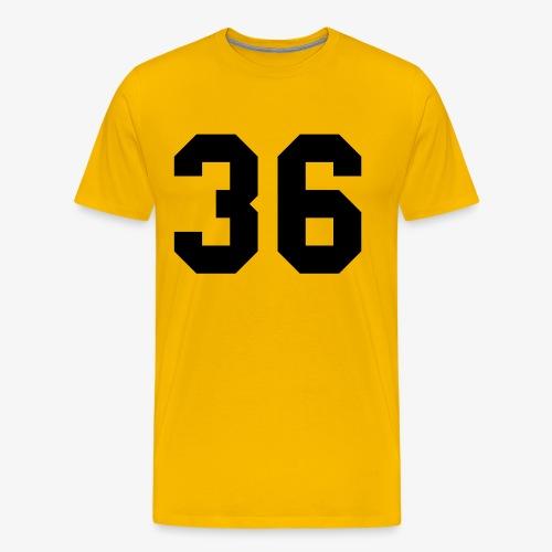 36 - Men's Premium T-Shirt