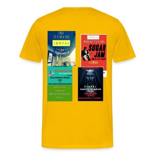 Halloween2016 jpg - Men's Premium T-Shirt