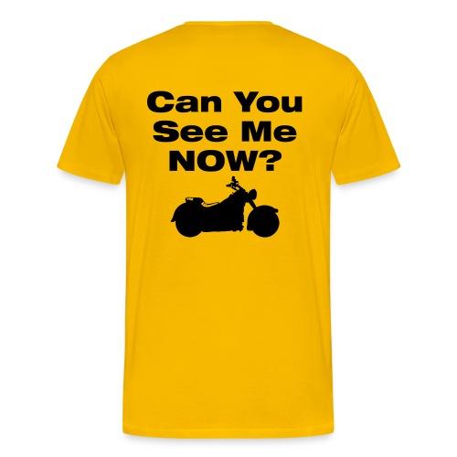 seemenow1 - Men's Premium T-Shirt