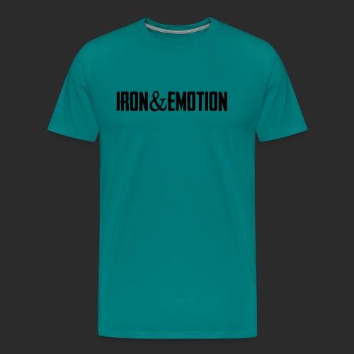 IRON&EMOTION's - Men's Premium T-Shirt