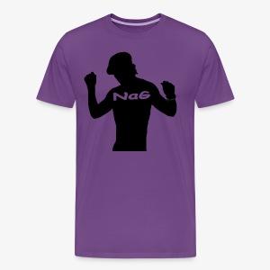 Hipster NaG - Men's Premium T-Shirt