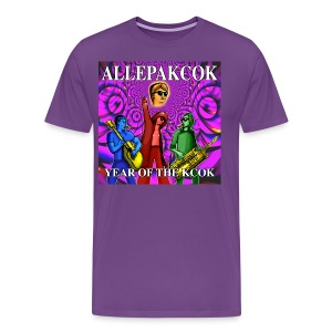 Year of the Kcok - Men's Premium T-Shirt