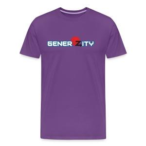GenerOZity - Men's Premium T-Shirt