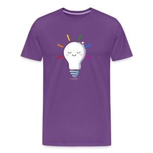 Lighten Up - Men's Premium T-Shirt