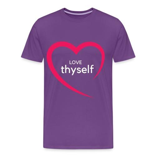 Love Thyself - Men's Premium T-Shirt