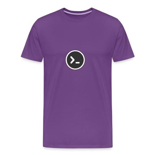 utilities-terminal-icon - Men's Premium T-Shirt