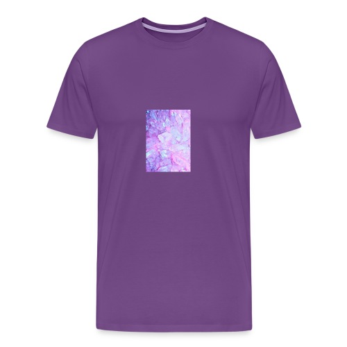crystals tee - Men's Premium T-Shirt
