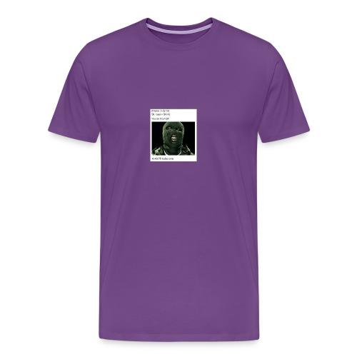 Ski - Men's Premium T-Shirt