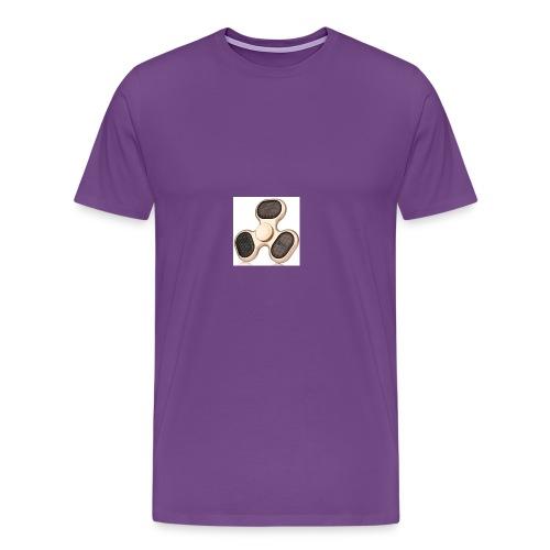 Robiear Clover Fidget Spinner - Men's Premium T-Shirt