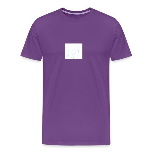 signed design - Men's Premium T-Shirt