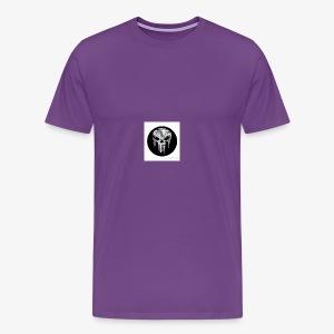 ADAM619BRO - Men's Premium T-Shirt