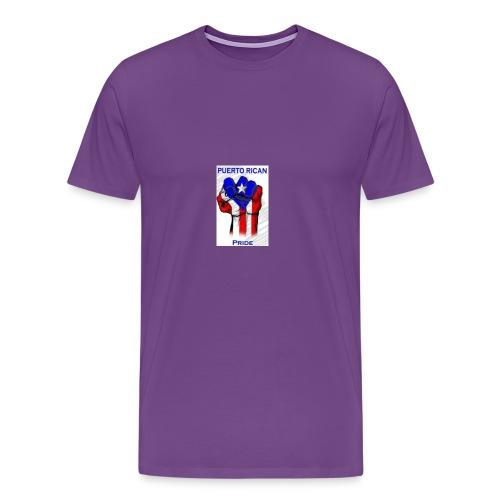 2196b2dd4c9fc916b2008e70219c0a3c puerto rican rec - Men's Premium T-Shirt
