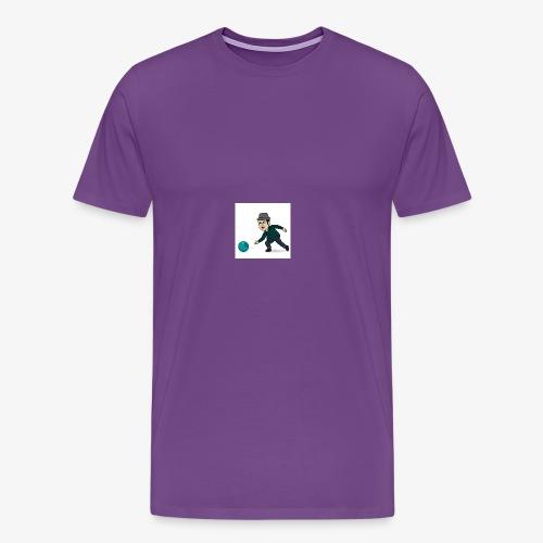 Muhammad Daniel Bowling - Men's Premium T-Shirt