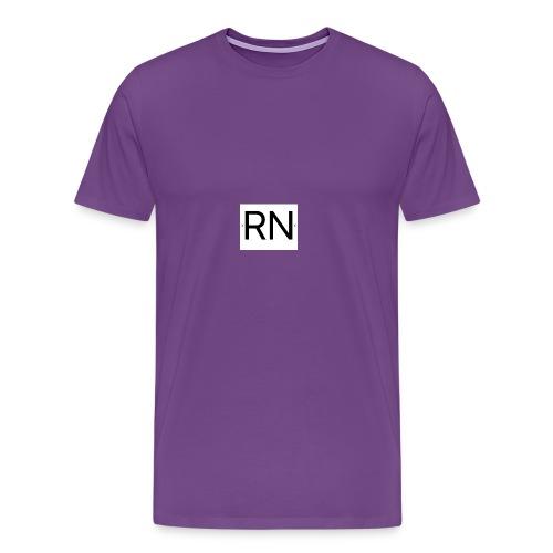 RN_Logo_small - Men's Premium T-Shirt