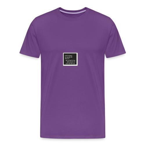 be urelf - Men's Premium T-Shirt
