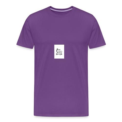Throw kindness around - Men's Premium T-Shirt