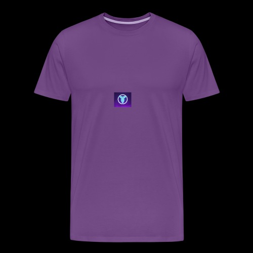 terroriser purple logo fortwitch - Men's Premium T-Shirt