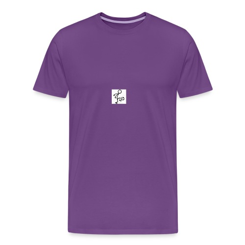 soccer14 - Men's Premium T-Shirt