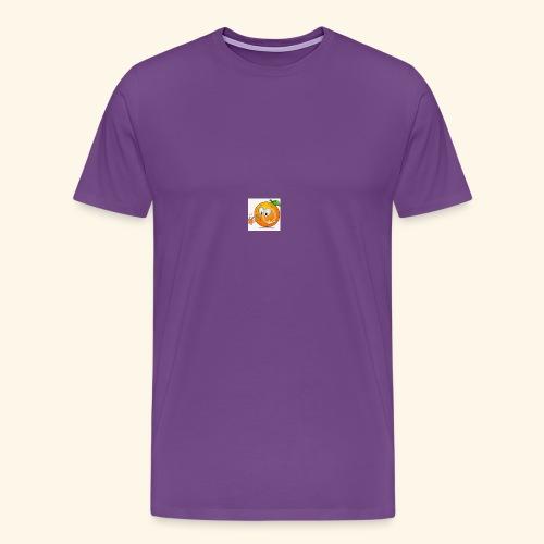 OrangeJuice - Men's Premium T-Shirt