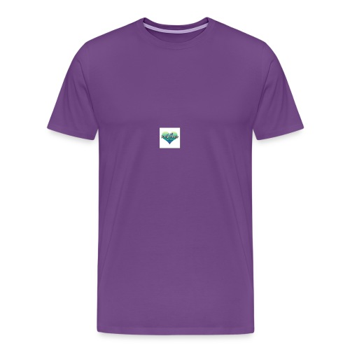 fury friends pet services - Men's Premium T-Shirt