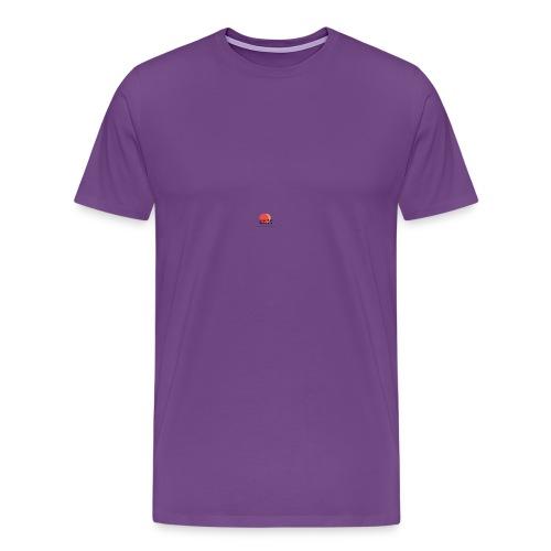 logo for lucas - Men's Premium T-Shirt