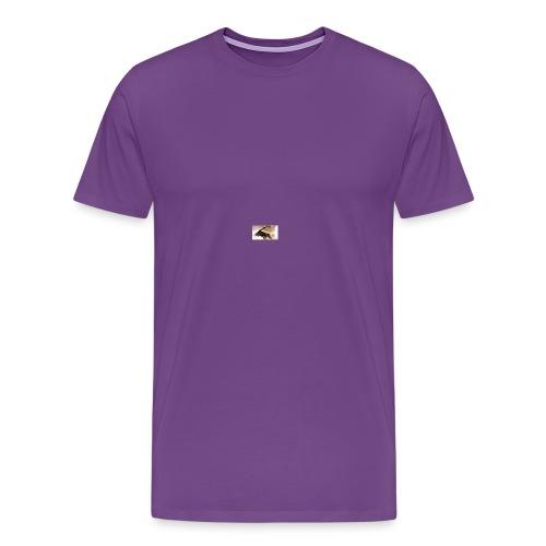 The Lone Wolf - Men's Premium T-Shirt