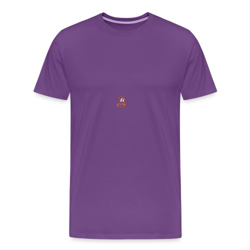 Giv'em3 Logo Apparel - Men's Premium T-Shirt