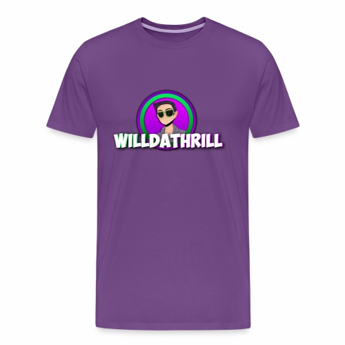 WillDaThrill Regular - Men's Premium T-Shirt