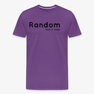 random negro - Men's Premium T-Shirt