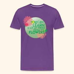 flowerandgarden - Men's Premium T-Shirt