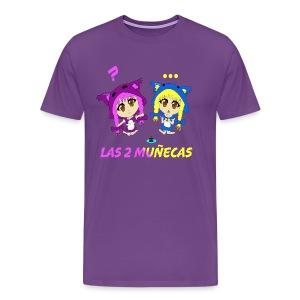 Nellita eats oreos - Men's Premium T-Shirt