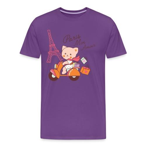 baby paris mon amour - Men's Premium T-Shirt