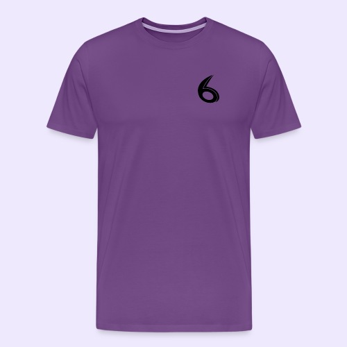 Sixth Sense Logo - Men's Premium T-Shirt