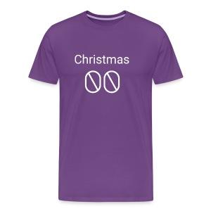 00 Christmas - Men's Premium T-Shirt