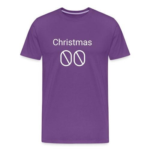 00 Christmas - Men's Premium T-Shirt