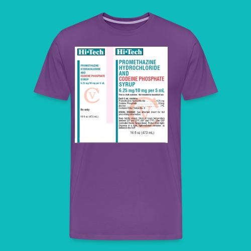 HI-Tech - Men's Premium T-Shirt