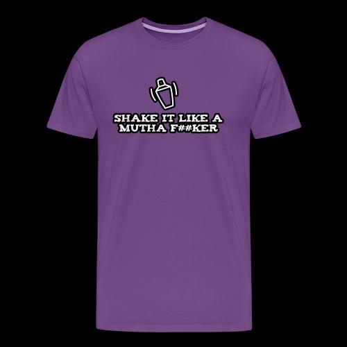 SILAMF #02 - Men's Premium T-Shirt