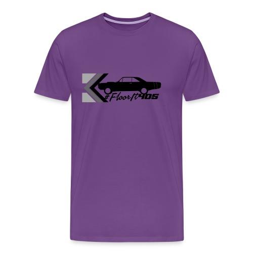 Floor It 405 - Men's Premium T-Shirt