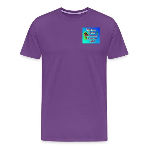Bifoot cynical arse - Men's Premium T-Shirt