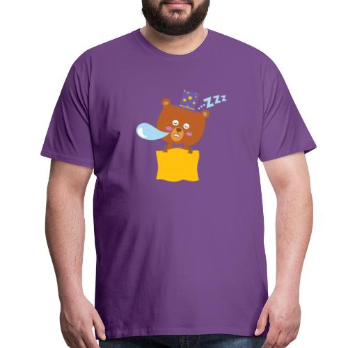 Bobby Bear - Men's Premium T-Shirt