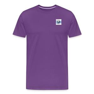 Frosty Logo - Men's Premium T-Shirt