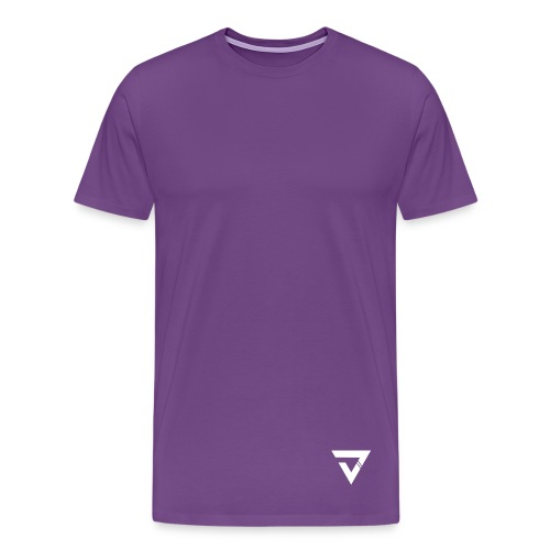 white v7 - Men's Premium T-Shirt