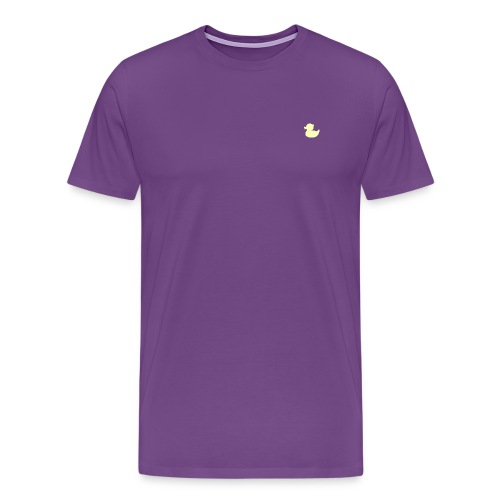 DuckieYellow - Men's Premium T-Shirt