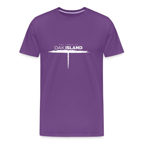oak island - Men's Premium T-Shirt